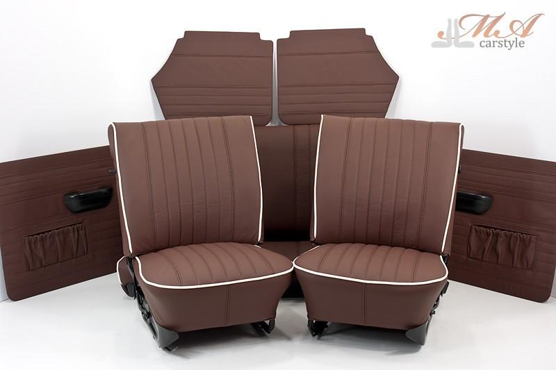 lederausstattung sitze r ckbank t rverkleidungen vorne u. Black Bedroom Furniture Sets. Home Design Ideas