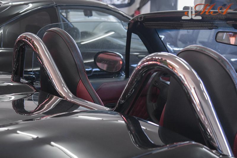 Überrollbügel V-Style [passend für Mazda MX-5 NA/NB/NB-FL]