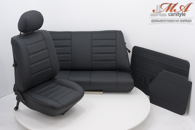 vw k fer 1200 1300 1500 lederausstattung. Black Bedroom Furniture Sets. Home Design Ideas