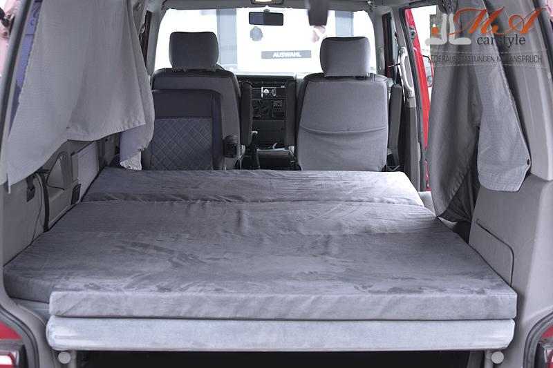 Komfortmatratze Matratze 3 Teilig Vw T4 Multivan