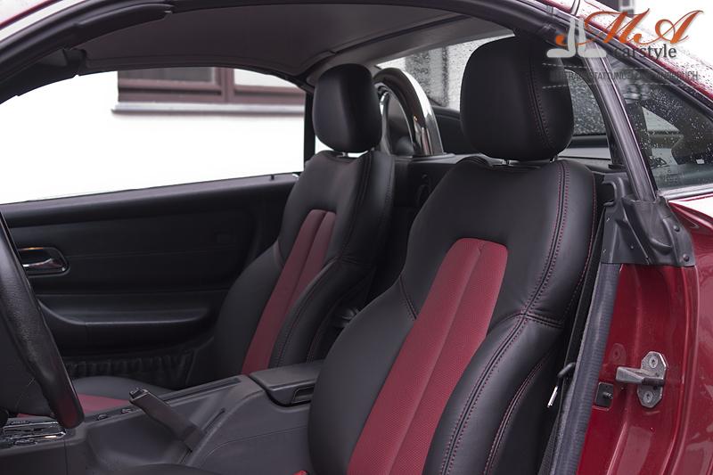 Lederbez 252 Ge F 252 R Sitze Mercedes Benz Slk R170 Vor Facelift