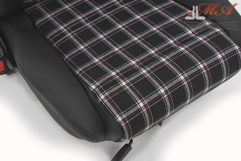 neu beziehen der 2 vordersitze und r ckbank mit echtleder. Black Bedroom Furniture Sets. Home Design Ideas